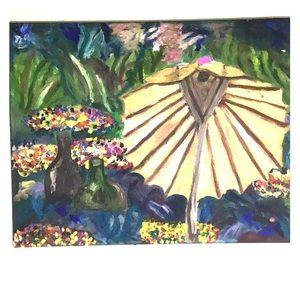 Original Modern Impressionistic Oil Painting